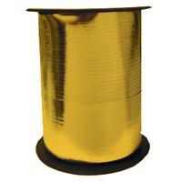 GP Лента Металлизированная 5мм X 250м Золото