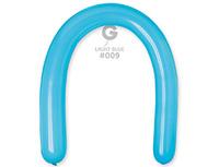 1107-0541 ШДМ 350-2/09 Пастель Light Blueм