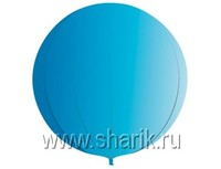 1109-0310 Гигант сфера 2,9 м синий/G