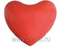 1109-0333 Гигант Сердце 2,5 м красный/G
