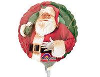 """1201-0350 А 9"""" Санта Клаус A15"""