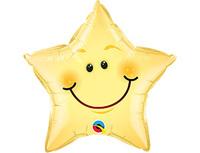 """1202-2683 П 20"""" Звезда улыбающаяся"""