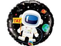 "1202-2863 П 18"" HB Космонавт"