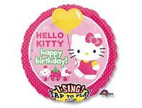 1203-0591 А ДЖАМБО/МУЗ HB Hello Kitty P75