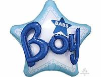 1203-0701 А ДЖАМБО Baby Boy звезда голубая P75