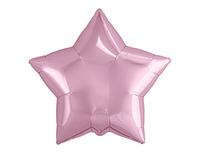 """1204-0713 Р Б/РИС ЗВЕЗДА 18"""" Пастель Pink"""