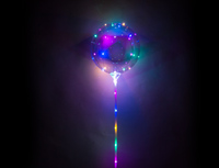"1204-0850 Шар светящ LED BOBO Сфера 18"""