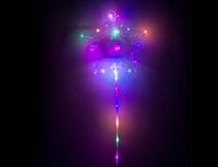 "1204-0851 Шар светящ LED BOBO Звезда 18"""