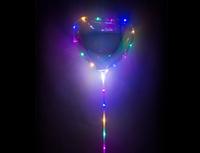 "1204-0852 Шар светящ LED BOBO Сердце 18"""