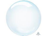 "1204-0929 А BUBBLE Б/РИС 18"" Кристалл Blue"