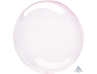 """1204-0931 А BUBBLE Б/РИС 18"""" Кристалл Light Pink"""