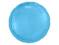 "1204-0976 Р Б/РИС КРУГ 18"" Пастель Cool Blue"