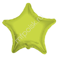 "K Звезда LIME GREEN 18""/45см"