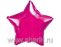 """1204-0159 Ф Б/РИС 9"""" ЗВЕЗДА Металлик Purple(FM)"""