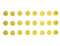 1404-0519 Гирлянда н/нитке Круги золот блеск 2,2м