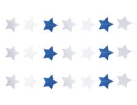 1404-0525 Гирлянда н/нитке Звёзды Блеск ночи 2,2м