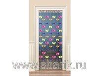 1407-0041 Украшение на дверь Бабочки/A