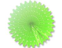 1409-0163 Фант бумажный светло-зеленый 40см/G