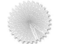 1409-0168 Фант бумажный белый 40см/G