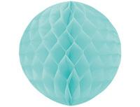 1412-0062 Шар бумажный голубой 30см/G