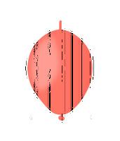"""Оранжевый линк пастель 6"""" №04; Италия"""