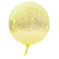 """Y 18"""" Шар-сфера Bubble Yellow 1шт"""