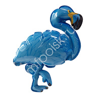 Y Шар самодув фигура Фламинго BLUE 20см