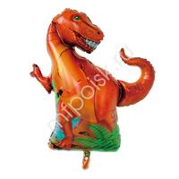 Y Шар самодув фигура Динозавр Тирекс 20см