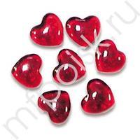 V Марблс ТИП-9 Сердечки Красные
