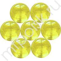 V 14мм Марблс ТИП-5A Желтый Кристалл 100шт