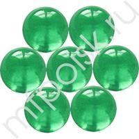 V 14мм Марблс ТИП-5A Зелёный Кристалл 100шт
