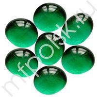 V 16-18мм Марблс ТИП-6A Изумрудный Зеленый Кристалл 360г