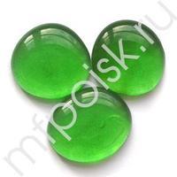 V 30-38мм Марблс ТИП-7A Зелёный Кристалл 360г
