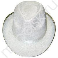 WB Шляпа серебряная
