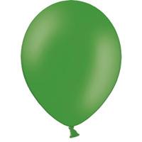 Шар (10''/25 см) Зеленый, пастель, 100 шт.