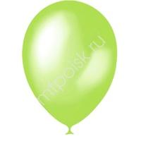 "M 14""/35см Премиум Металлик LIME GREEN 035 50шт"