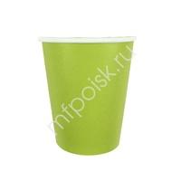 Y 250мл Стаканы бумажные Green 6шт