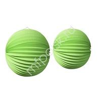 Y Набор бумажных фонариков 25см/30см Green 2шт