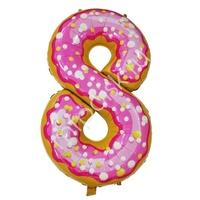 """Y Фигура Цифра 8 Пончик 40""""/102см"""
