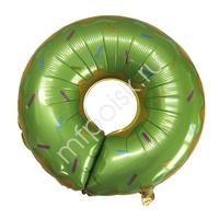 """Y Фигура 30 Пончик зеленый 25""""/63см"""