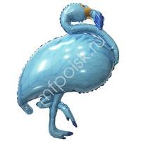 Y Фигура 66 Фламинго Blue 51см Х 105см