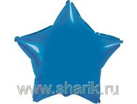 "1204-0134 Ф Б/РИС 4"" ЗВЕЗДА Металлик Blue(FM)"