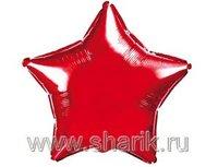 """1204-0138 Ф Б/РИС 4"""" ЗВЕЗДА Металлик Red(FM)"""