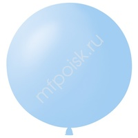"M 36""/91см Пастель LIGHT BLUE 002 1шт"