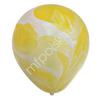 "M 12""/30см Многоцветный Yellow 25шт"