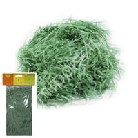 Y Декоративный бумажный наполнитель зеленый 30г