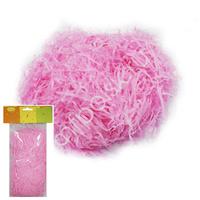 Y Декоративный бумажный наполнитель розовый 30г