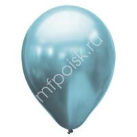 """M 11""""/28см Хром PLATINUM Blue 25шт"""