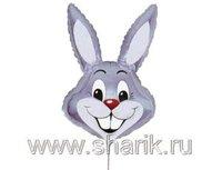 1206-0088 Ф М/ФИГУРА/2 Кролик серый(FM)