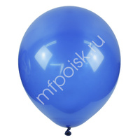 "M 12""/30см Пастель MIDNIGHT BLUE 844 100шт"